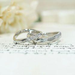 結婚指輪(アレンジ)